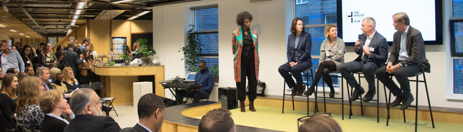 The Hague Humanity Hub – The community of innovators in