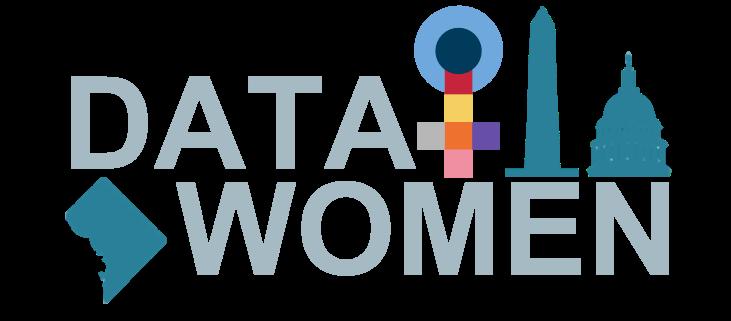 data + women logo