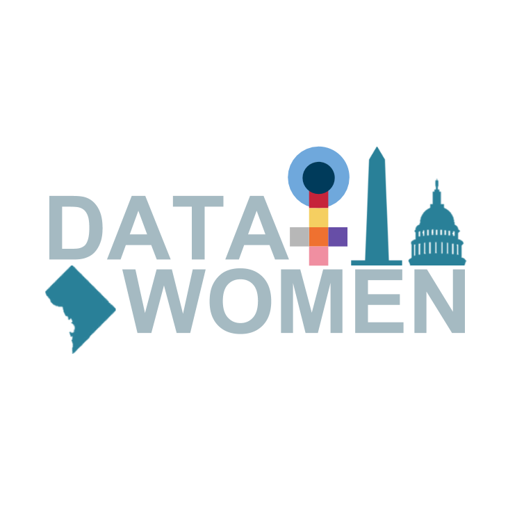 data + women logo
