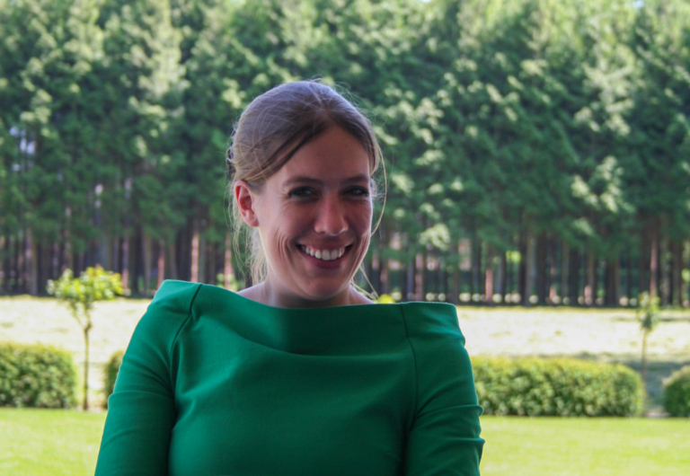 Claire Barnhoorn, Founder & CEO of Solvoz