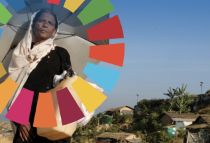 Data disaggregation of SDG indicators by forced displacement (UNHCR)
