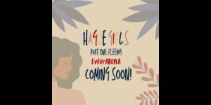 Book release – Hague Girls Part One: Fleeing